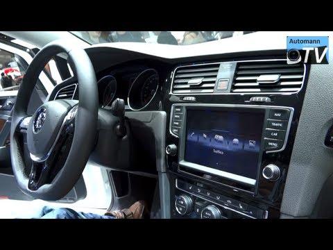 2014 Volkswagen Golf 7 Variant 20 Tdi 150 Hp In Detail 1080p