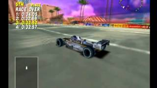 CART Fury: Championship Racing ... (PS2)