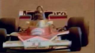 JAMES HUNT - WORLD FORMULA ONE 1976
