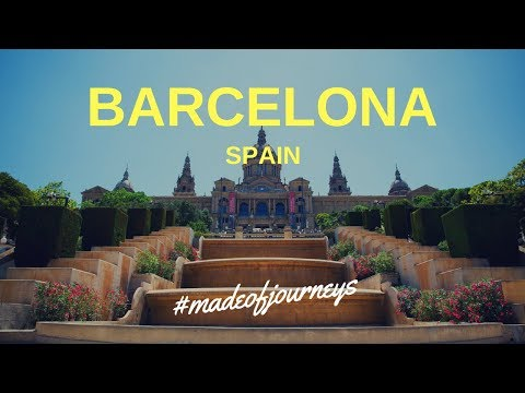 Barcelona | Spain Travel Guide by Made of Journeys