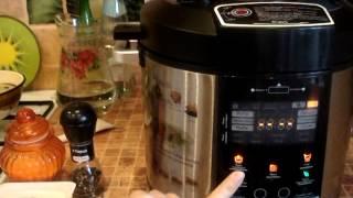 куриная печень в мультиварке-скороварке- (chicken livers in multivarka-pressure cooker)
