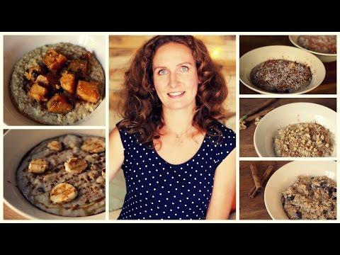 5 Ways To Eat Oatmeal
