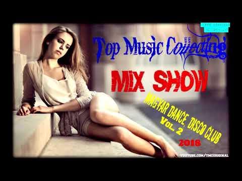 [MIX SHOW] Magyar Dance, Disco Club Vol.2 (2018)