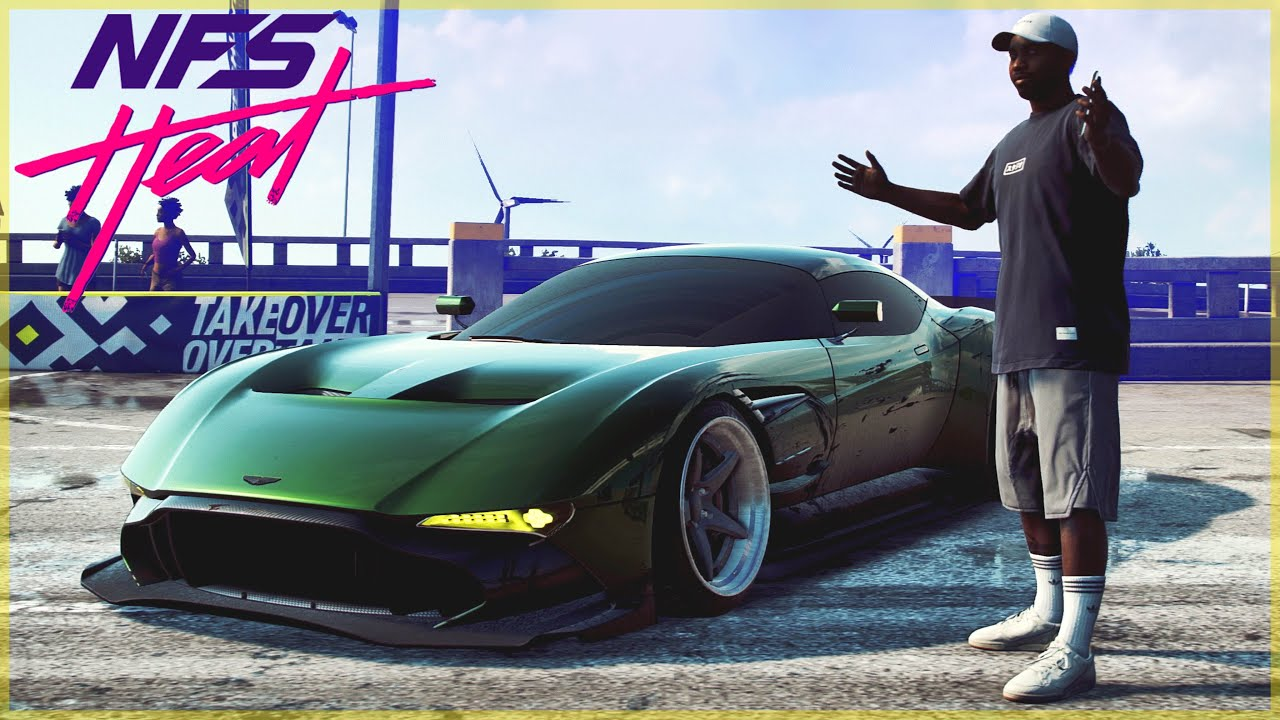 Need For Speed Heat Buying The Aston Martin Vulcan Racing Gameplay 4k Youtube