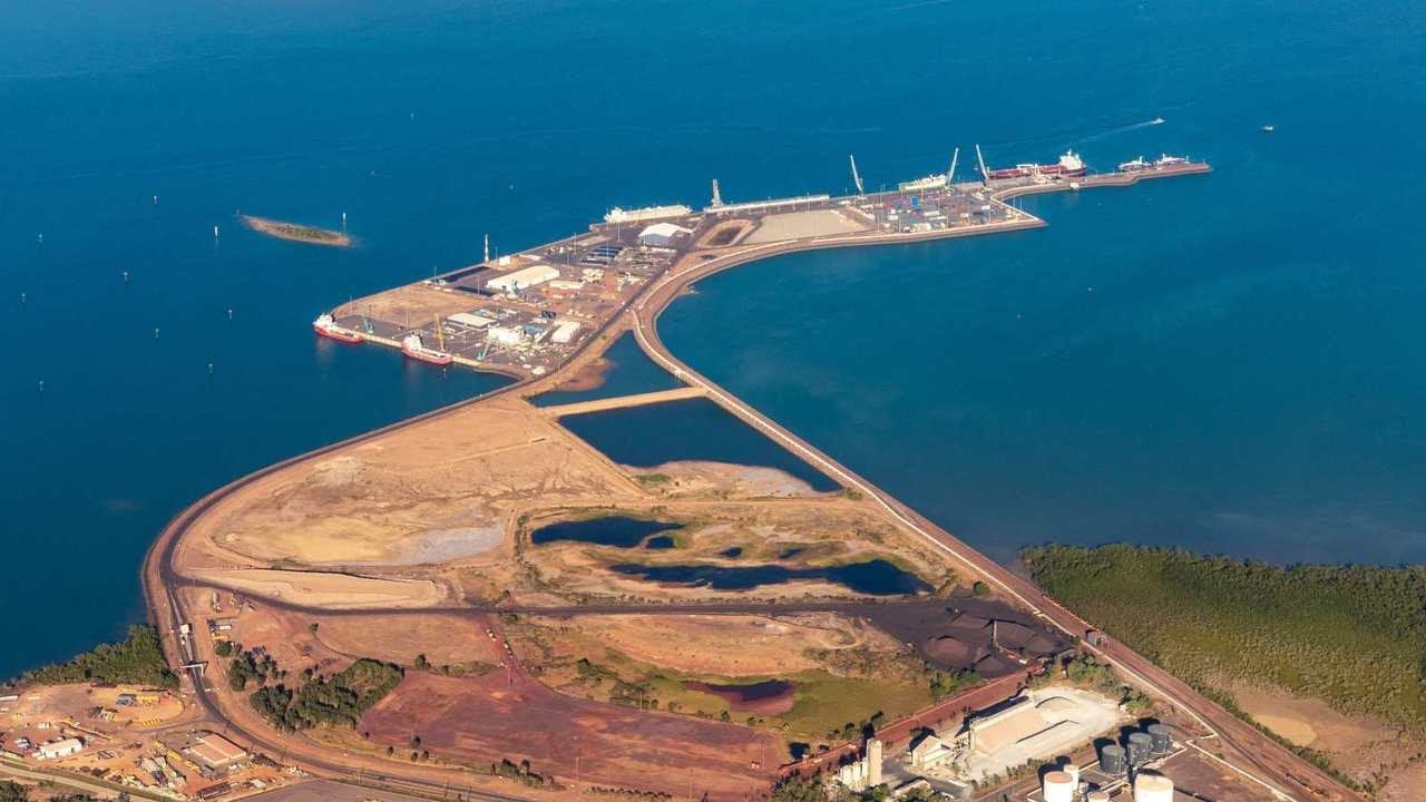 Security concerns sufficient to 'break China's lease on the Port of Darwin'