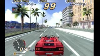 OUTRUN 2 (ARCADE / PS2 - FULL GAME)