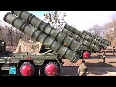 واشنطن خيرت أنقرة بين الصواريخ الروسية إس400 أو المقاتلة الأمريكية إف35  - نشر قبل 11 دقيقة