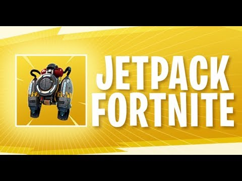 Fortnite Montage/New modes and new jetpack!