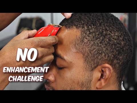 NO ENHANCEMENT EVERY HAIRCUT CHALLENGE