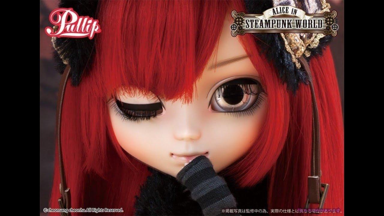 Обзор на куклу Блайз с Алиэкспресс / Blythe с AliExpress .