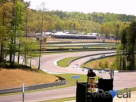 Grand-Am Rolex Sports Car Series Porsche 250 @ Barber Motorsports Park