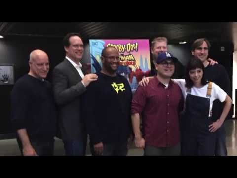 Scooby-Doo! & Batman: The Brave And The Bold Red Carpet Premier