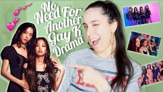 Another Non K Pop Fan Reacts to No Need For Another Gay K Drama