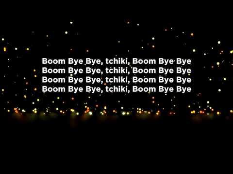Diplo ft Niska - Boom Bye Bye | LYRICS