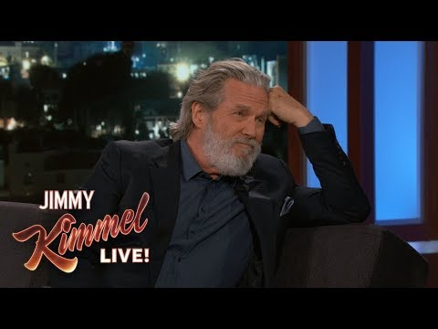 Jeff Bridges on California Wildfires & Climate Change