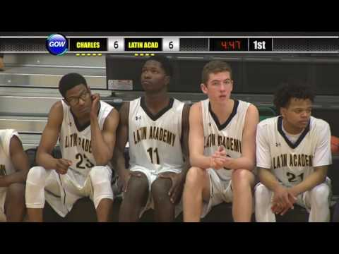 Game of the Week: Charlestown vs. Latin Academy (Boys) - HD