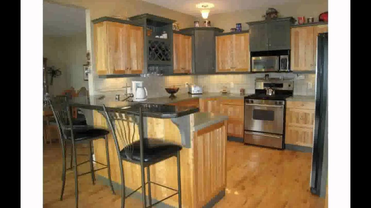 Log Cabin Kitchen Decor YouTube