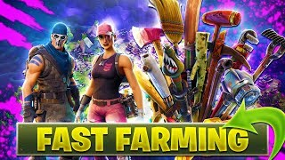 EASIEST WAY TO FAST FARM IN FORTNITE ON PC AFTER v5.1 PATCH