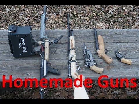Homemade Guns Overview part 3