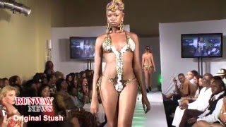 Repeat youtube video JRG - Bikini Under The Bridge Swimsuit Fashion Show - Featuring Original Stush