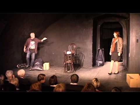 Divadlo Ungelt:   V lese černém, hlubokém