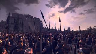 Total War: Rome 2 Soundtrack - Dueling Phalanxes