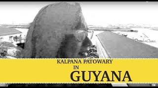 Indian Arrival Day 2014 | Kalpana Patowary in Guyana Airport.