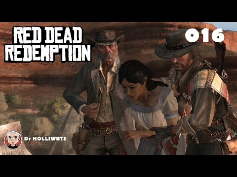 Red Dead Redemption #016 - Luisa mit Landon Ricketts retten [HD][XBO]   Let's Play RDR