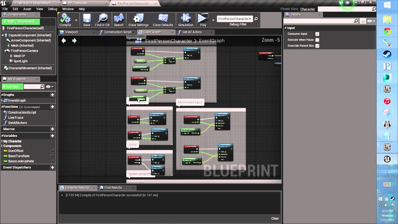 Unreal engine 4debug learning breakpoints youtube unreal engine 4debug learning breakpoints malvernweather Choice Image