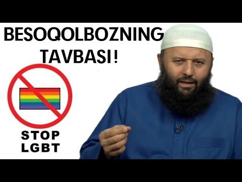 BESOQOLBOZNING TAVBASI-(Shayx Sodiq Samarqandiy)