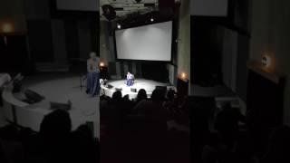Встреча с Андреем Звягинцевым. Обсуждение фильма Нелюбовь. Вопрос из зала