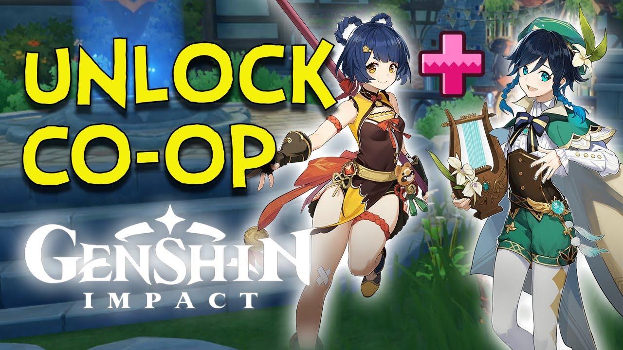 Cómo desbloquear el modo multijugador de Genshin Impact para jugar con amigos