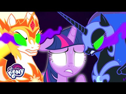My Little Pony | Twilight Sparkle's Greatest Fear  (The Beginning Of The End) | MLP: FiM