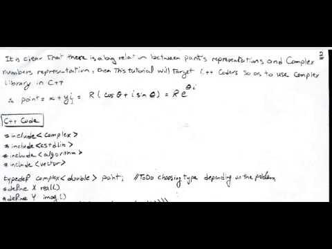 Computational Geometry - 01 (Arabic)