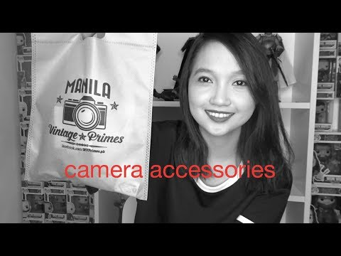 Yay or Nay? Ep. 2: Manila Vintage Primes (Camera Accessories)