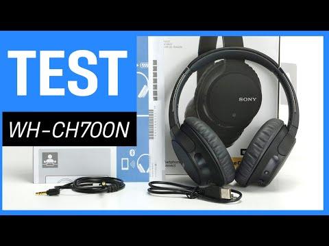 Sony WH CH700N im Test Bluetooth Kopfhörer mit ANC und APP