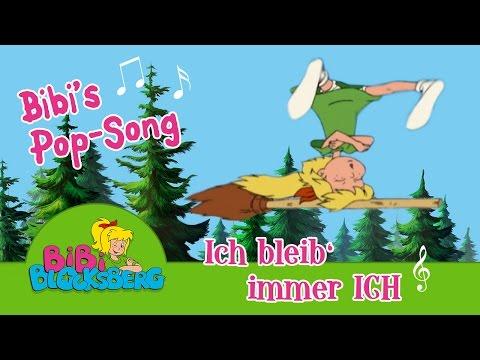 Bibi Blocksberg - der Song ICH BLEIB IMMER ICH aus Hörspielfolge 27 - DIE VERHEXTE HITPARADE