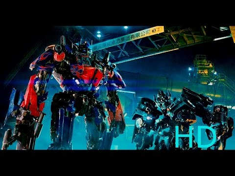 Opening Sequence '' Shanghai Scene'' - Transformers: Revenge Of The Fallen Movie Clip Blu-ray HD