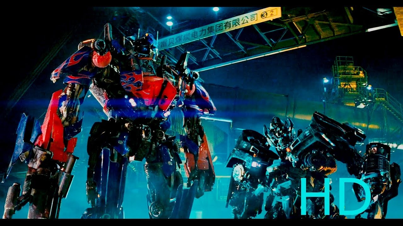 Download Opening Sequence '' Shanghai Scene'' - Transformers: Revenge Of The Fallen Movie Clip Blu-ray HD
