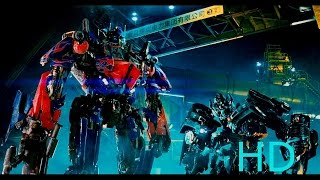 Opening Sequence '' Shanghai Scene'' - Transformers Revenge Of The Fallen Movi ...
