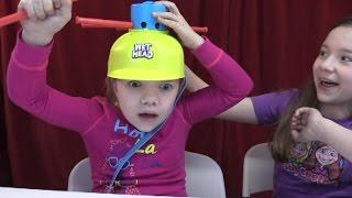 Wet Head Ice Water challenge surprise game by Babyteeth4
