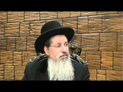Rabbi Itzhak Yehoshua - Tourism in Judaism ( Lo Taturu)