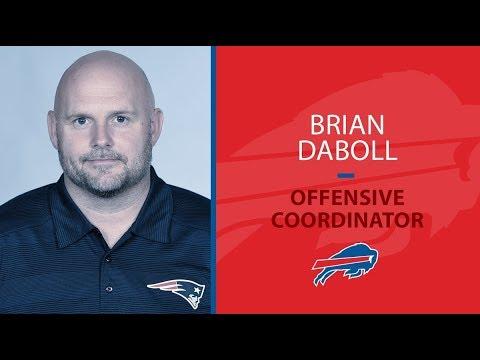 Buffalo Bills BREAKING: Brian Daboll hired as Offensive coordinator