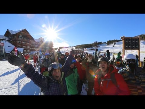 Breck opens for the '15-'16 season