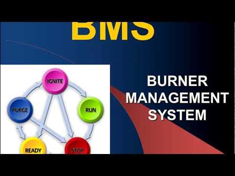 INSTRUMENTATION AND CONTROL  BMS - BURNER MANAGEMENT SYSTEM - BURNER FIRING SEQUENCES