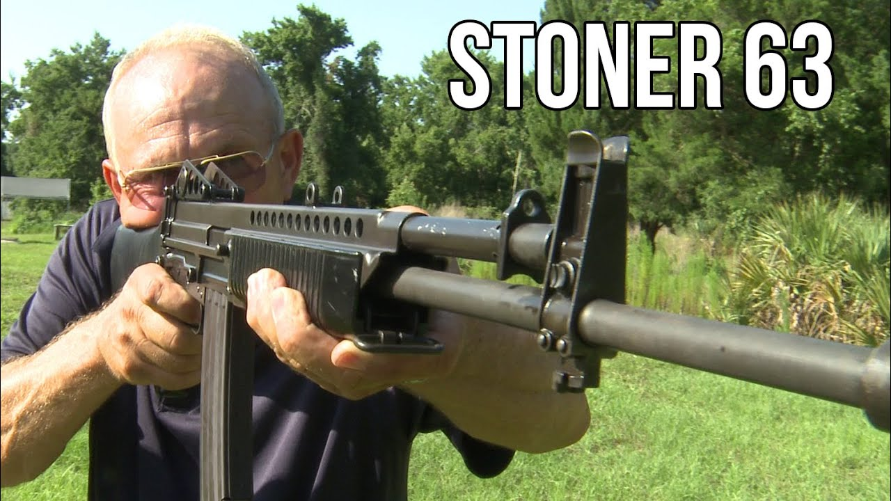 Stoner 63 full auto lmg assault rifle unicorn guns with jerry stoner 63 full auto lmg assault rifle unicorn guns with jerry miculek youtube altavistaventures Choice Image