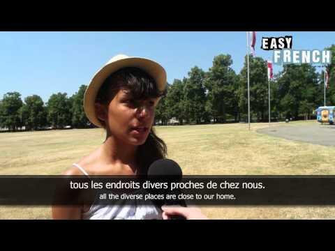 Easy French 42 - Bienvenue à Lausanne (Switzerland)