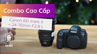 Canon 6D mark 2 + 24-105F4L is…