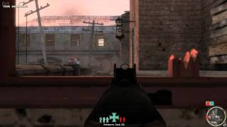 Red Orchestra 2: Heroes of Stalingrad Multiplayer Apartments Gameplay 1080p Max Settings
