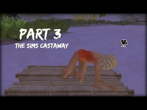 Let's Play: The Sims Castaway #3